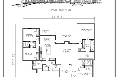 The Richard Floor Plan