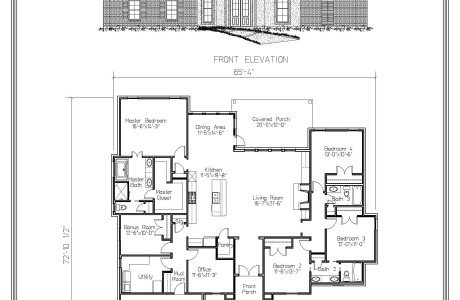 The Betbeze Floor Plan