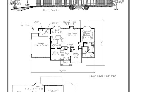 The Boots Floor Plan