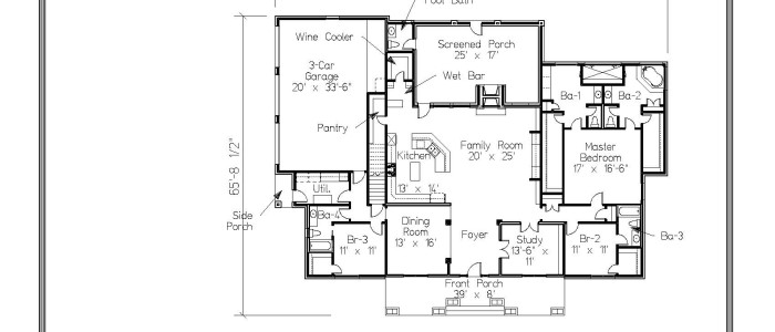 The Blackburn Floor Plan
