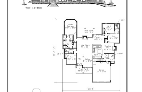 The Dillman Floor Plan