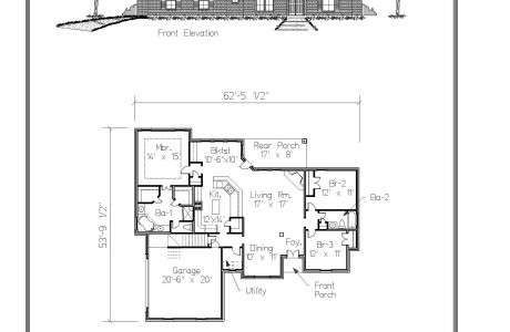 The Bancroft Floor Plan