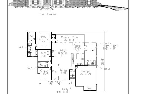 The Wandorf Floor Plan