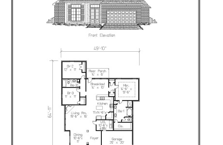 The Savoie Floor Plan
