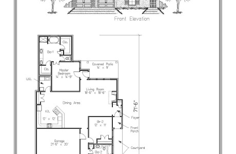 The Fawer Floor Plan