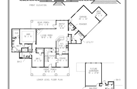 Beautiful The Cahill Floor Plan